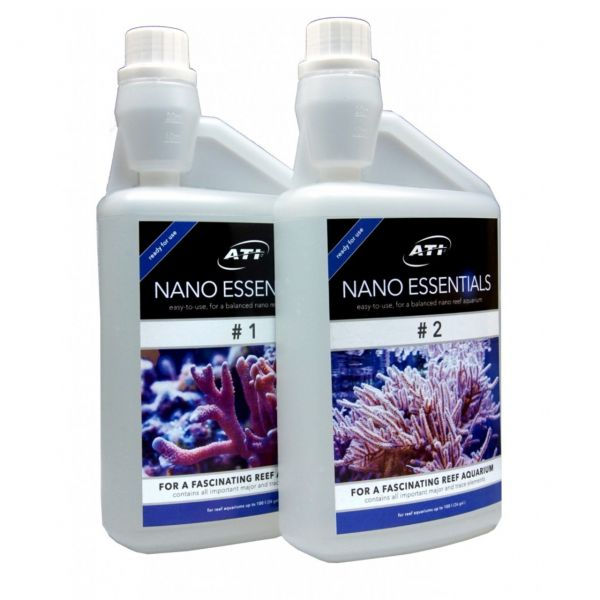 ATI Nano-Essentials Set 2 x 1000 ml