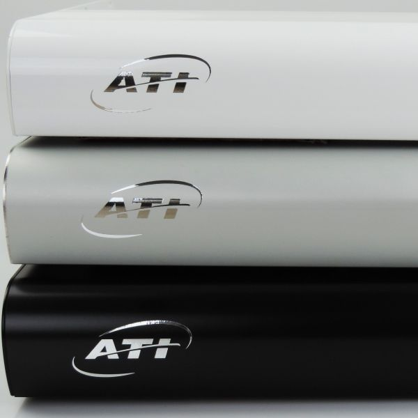ATI LED Powermodule 6x39W T5 2x75W LED Silber mit LED Cluster 2017 und Wifi mit Streifen im Profil