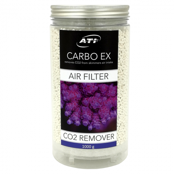 Carbo Ex Air Filter 1,5 Liter incl. 1000 g Granulat
