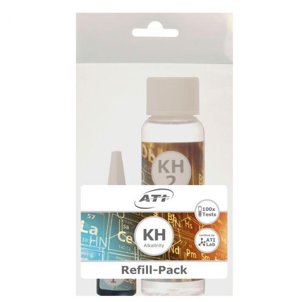 ATI Professional Test Kit KH- Nachfüllset für ca. 100 Tests