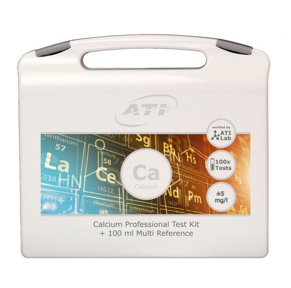 ATI Professional Test Kit Ca