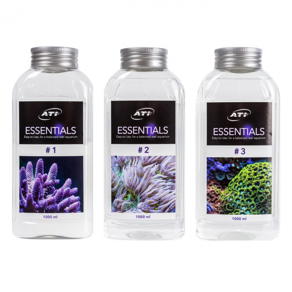 Essentials Set 3 x 1000 ml