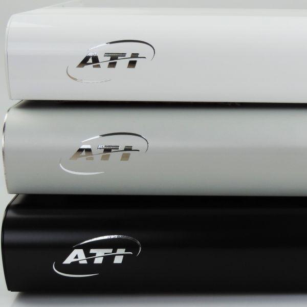 ATI LED Powermodule 8x80W T5 4x75W LED Schwarz mit LED Cluster 2017 und Wifi mit Kratzern