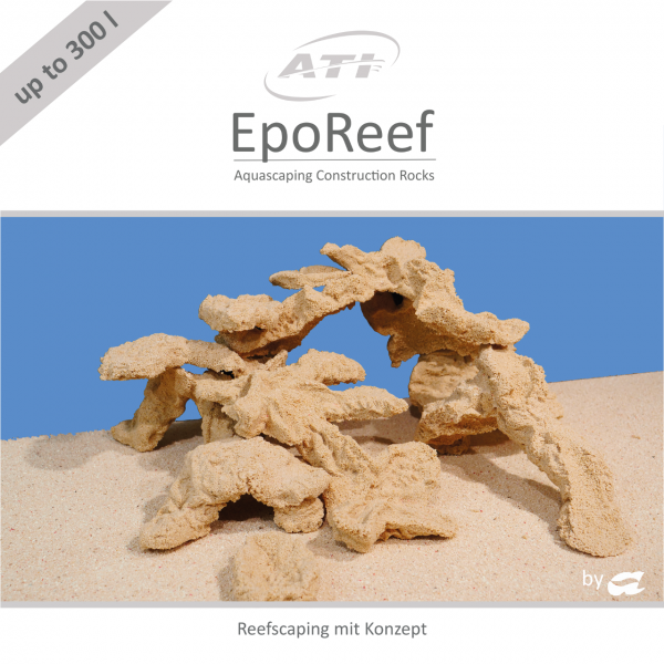 EpoReef Set ~9kg für 300l Aquarien