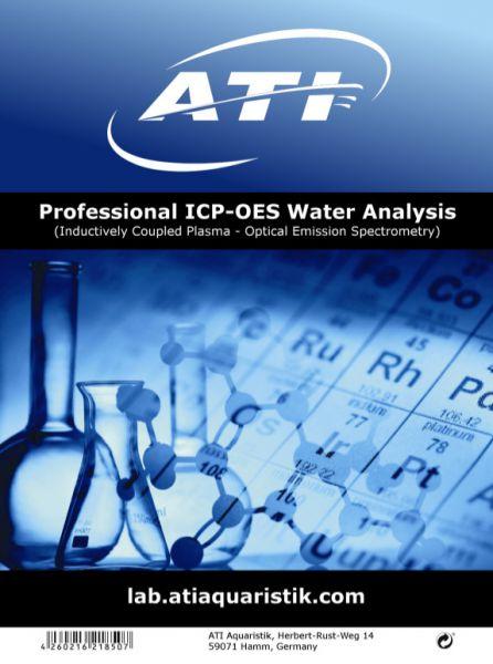 ICP-OES Wasseranalyse